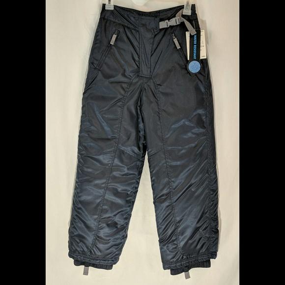 5fdb4b0976 Athletech Bottoms | Girls Blue Snow Ski Pants Size 1012 New | Poshmark